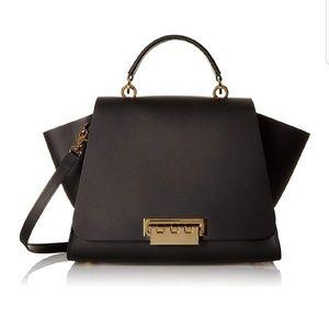 ZAC Zac Posen Eartha Iconic Top Handle Leather bag